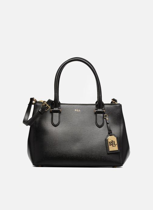 b3989b0671 Handbags Lauren Ralph Lauren Newbury Double Zipper Shopper Black detailed  view  Pair view