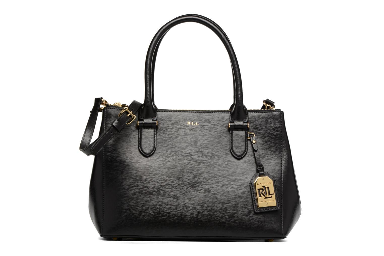 Sacs à main Lauren by Ralph Lauren Newbury Double Zipper Shopper Noir vue détail/paire