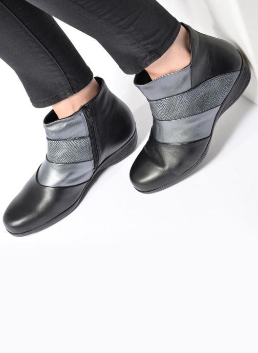 Bottines et boots Arima pour Elle Cherifa Multicolore vue bas / vue portée sac