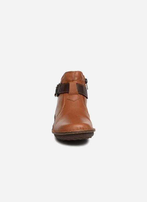 Bottines et boots Arima pour Elle Vorly Marron vue portées chaussures