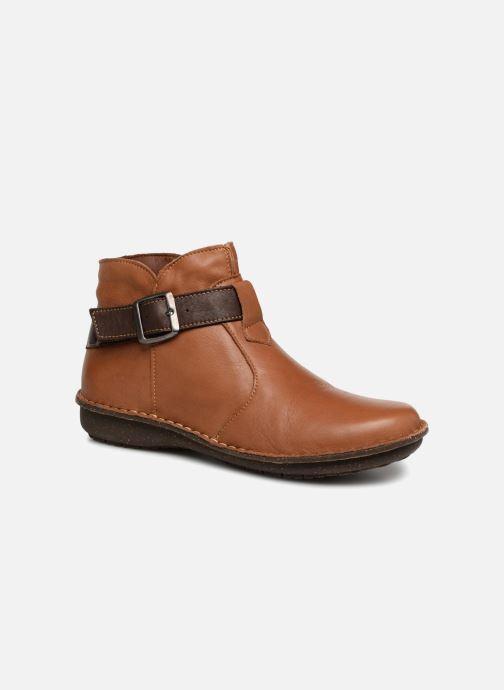 Bottines et boots Arima pour Elle Vorly Marron vue détail/paire