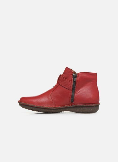 Bottines et boots Arima pour Elle Vorly Rouge vue face