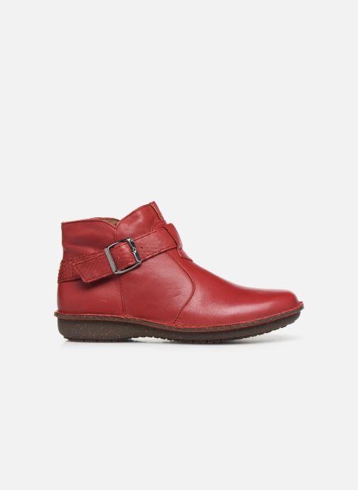 Bottines et boots Arima pour Elle Vorly Rouge vue derrière