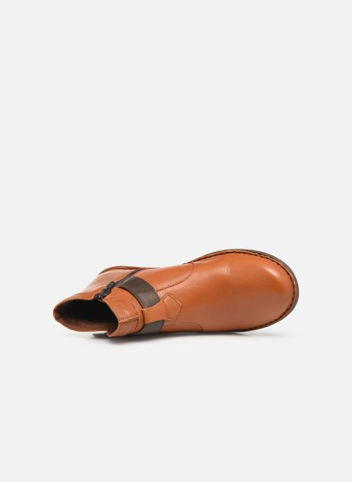Bottines et boots Arima pour Elle Vorly Marron vue gauche