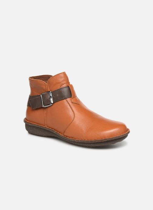 Boots en enkellaarsjes Arima pour Elle Vorly Bruin detail
