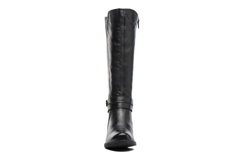 Bottes Arima pour Elle Flandra Noir vue portées chaussures