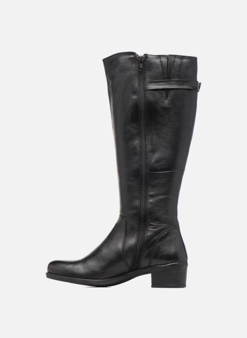 Stiefel Arima pour Elle Fetiche schwarz ansicht von vorne