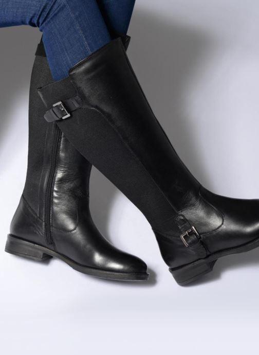 Stiefel Arima pour Elle Funcky schwarz ansicht von unten / tasche getragen