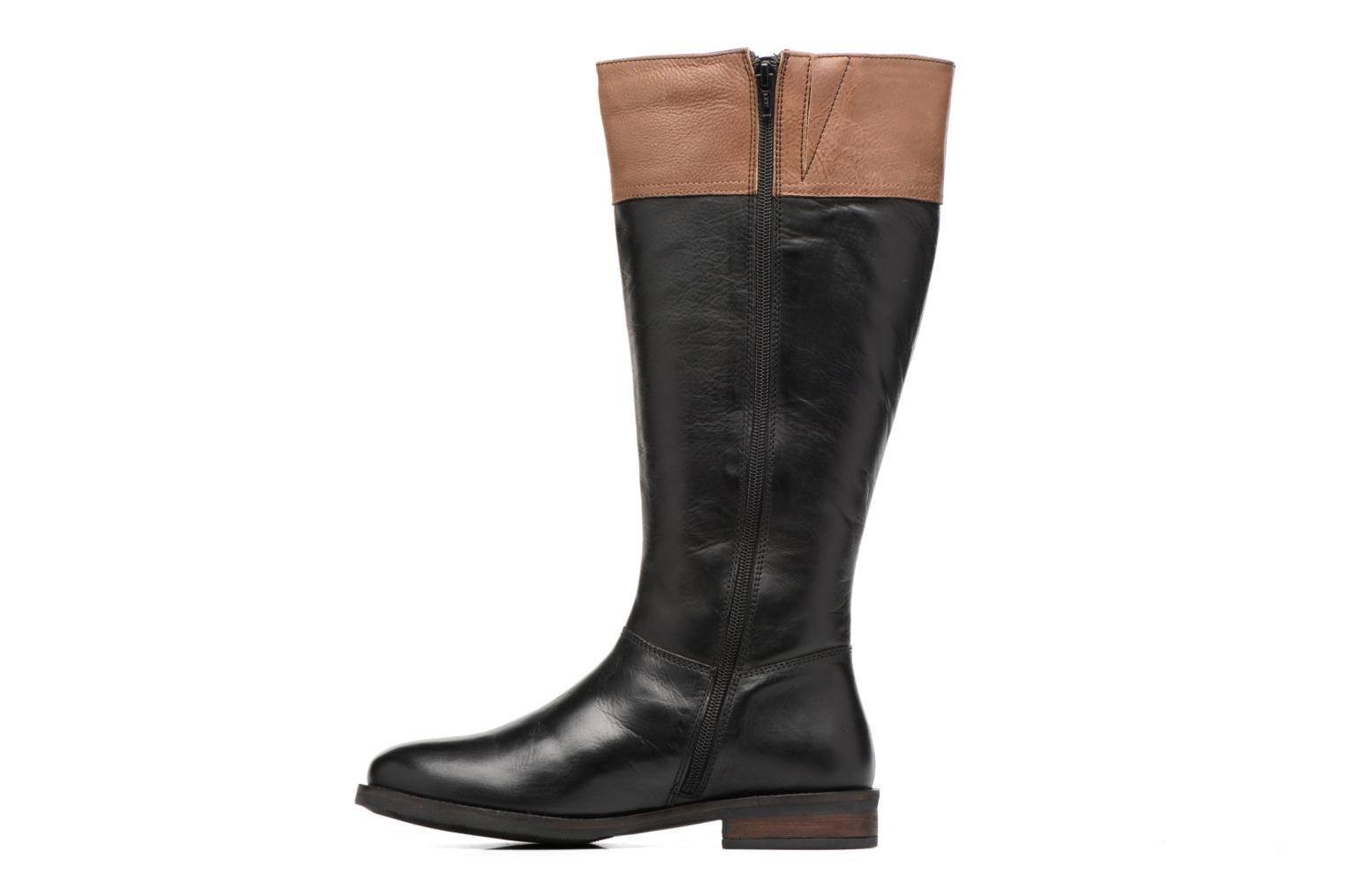 Boots & wellies Arima pour Elle Farfale Brown front view
