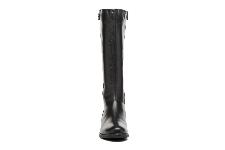 Bottes Arima pour Elle Faste Noir vue portées chaussures