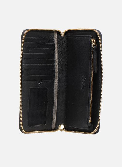 Wallets & cases KARL LAGERFELD Klassik Zip around Wallet Silver back view