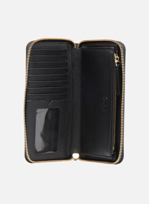 Wallets & cases KARL LAGERFELD Paris Zip Wallet Black back view
