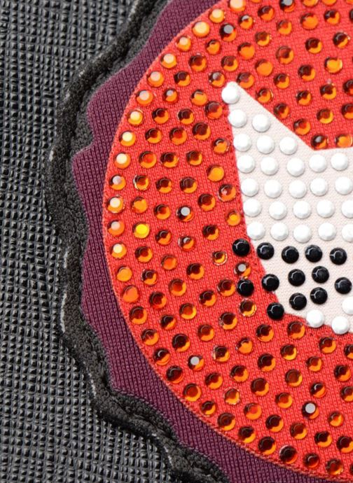 Petite Maroquinerie Karl Lagerfeld Paris Zip Wallet Noir vue gauche