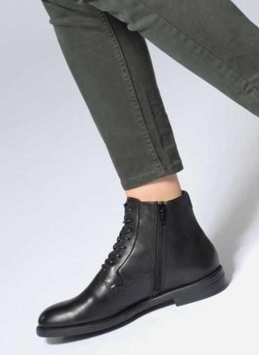 Bottines et boots Vagabond Shoemakers Amina 4403-301 Noir vue bas / vue portée sac