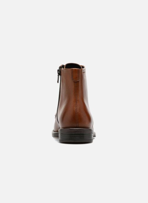Ankle boots Vagabond Shoemakers Amina 4403-301 Brown view from the right