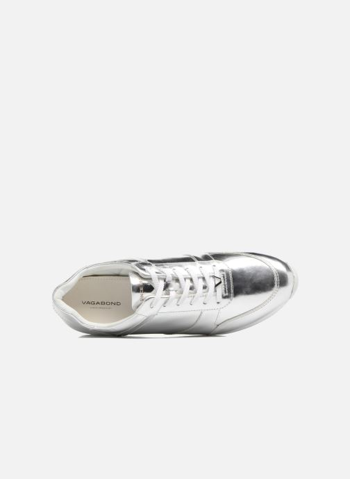 Sneakers Vagabond Shoemakers Kasai 4425-083 Argento immagine sinistra
