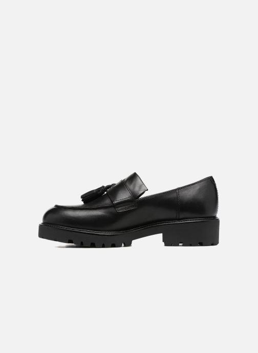 Slipper Vagabond Shoemakers Kenova 4441-101 schwarz ansicht von vorne