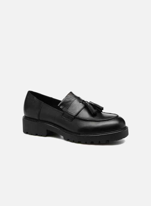 Mocassins Vagabond Shoemakers Kenova 4441-101 Noir vue détail/paire