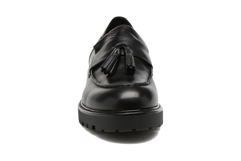 Mocassins Vagabond Shoemakers Kenova 4441-101 Noir vue portées chaussures