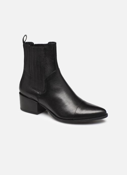 Boots en enkellaarsjes Vagabond Shoemakers Marja 4013-401 Zwart detail