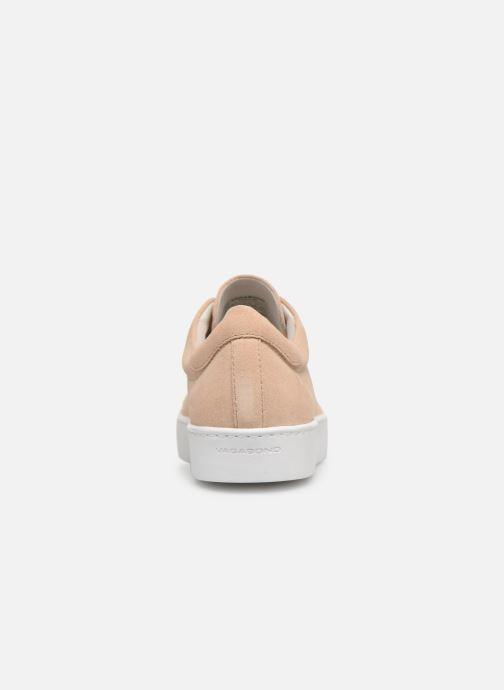 Baskets Vagabond Shoemakers Zoe 4426-040 Beige vue droite