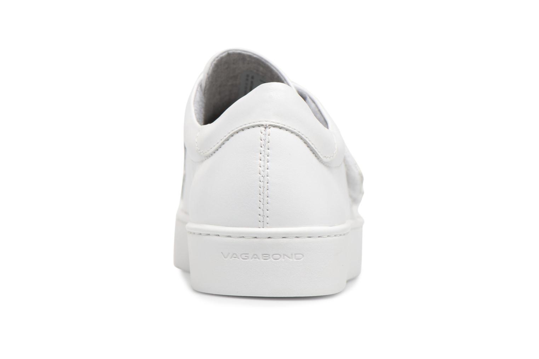 Baskets Vagabond Shoemakers Zoe 4426-101 Blanc vue droite
