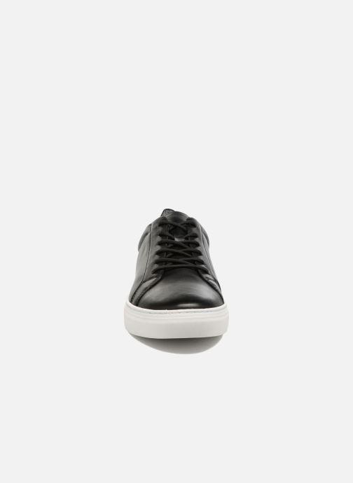 Deportivas Vagabond Shoemakers Paul 4383 -101 Negro vista del modelo