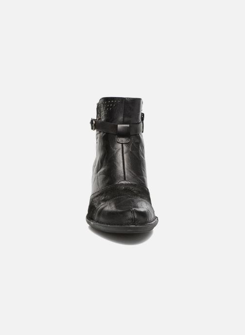 Bottines et boots Dorking Dalma 7371 Noir vue portées chaussures