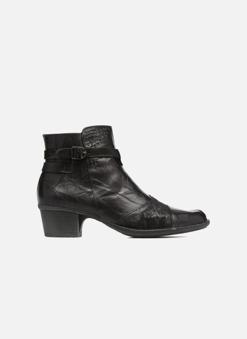 Boots en enkellaarsjes Dorking Dalma 7371 Zwart achterkant