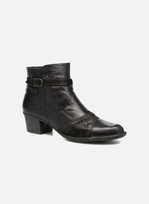 Bottines et boots Dorking Dalma 7371 Noir vue détail/paire