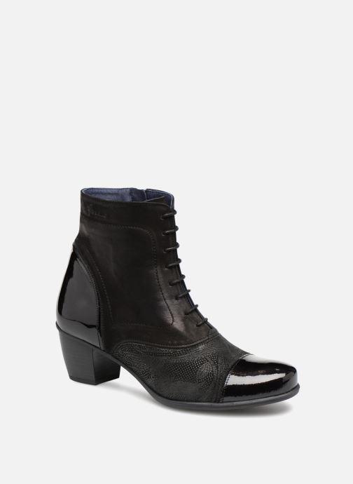 Bottines et boots Dorking Brisda 7255 Noir vue détail/paire