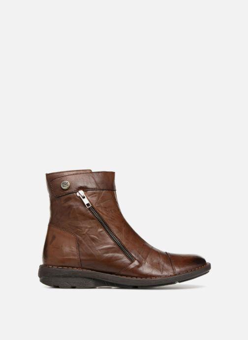 Bottines et boots Dorking Medina 7268 Marron vue derrière