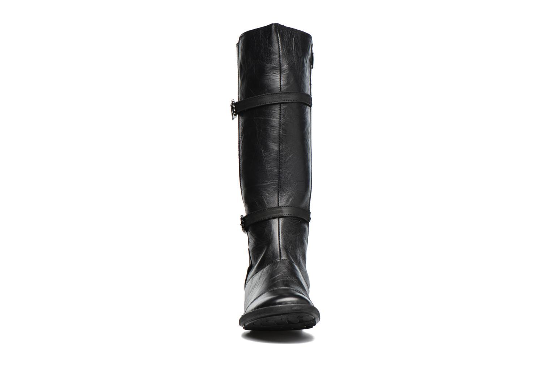 Bottes Dorking Medina 7266 Noir vue portées chaussures