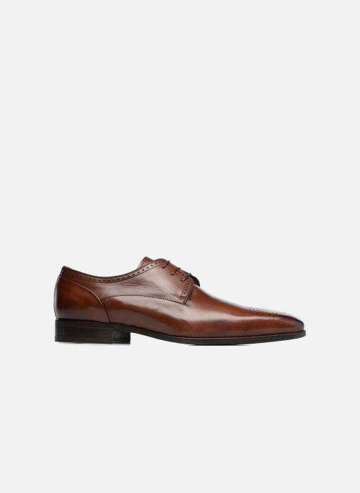 Lace-up shoes Marvin&Co Luxe Pietu - Cousu Blake Brown back view