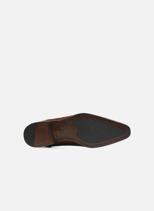 Zapatos con cordones Marvin&Co Luxe Pietu - Cousu Blake Marrón vista de arriba