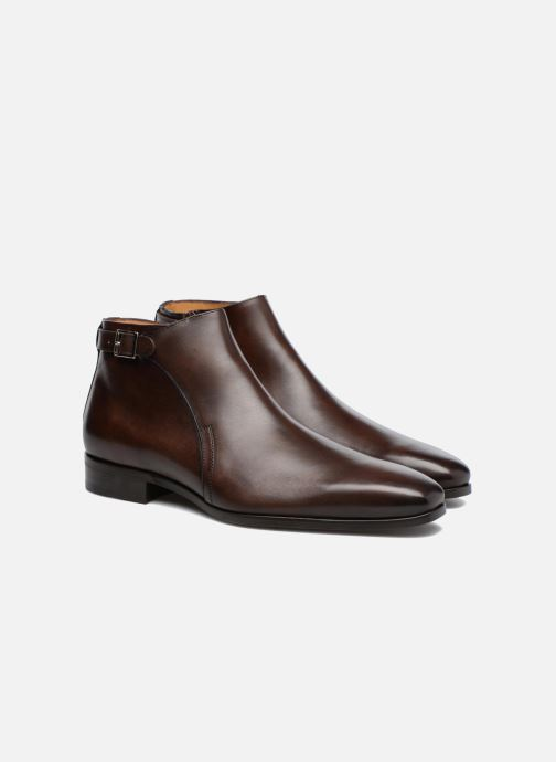 Ankle boots Marvin&Co Luxe Paddi - Cousu Blake Brown 3/4 view