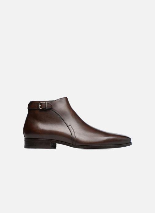 Boots en enkellaarsjes Marvin&Co Luxe Paddi - Cousu Blake Bruin achterkant