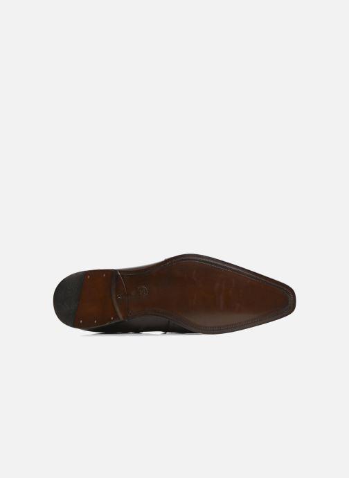 Bottines et boots Marvin&Co Luxe Paddi - Cousu Blake Marron vue haut