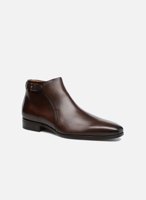 Ankle boots Marvin&Co Luxe Paddi - Cousu Blake Brown detailed view/ Pair view