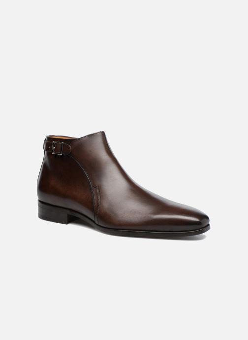 Bottines et boots Marvin&Co Luxe Paddi - Cousu Blake Marron vue détail/paire
