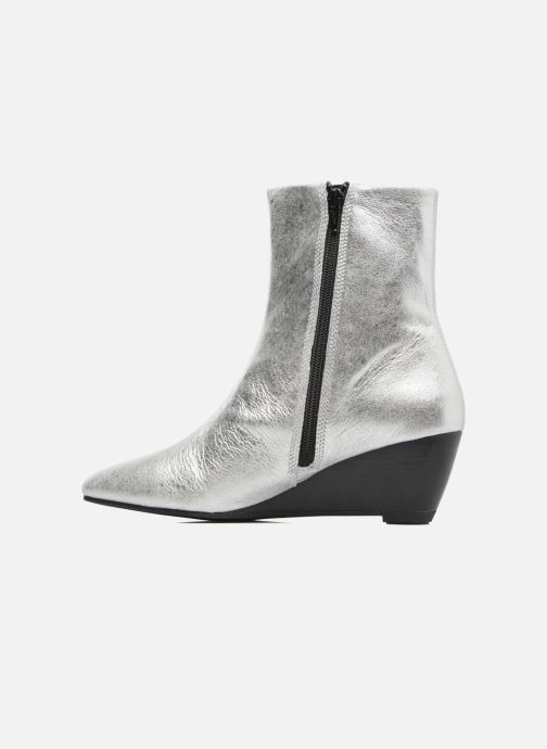 Stiefeletten & Boots Vagabond Shoemakers Bibi 4415-183 silber ansicht von vorne
