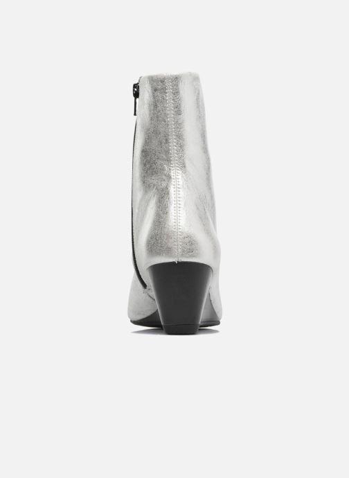 Stiefeletten & Boots Vagabond Shoemakers Bibi 4415-183 silber ansicht von rechts