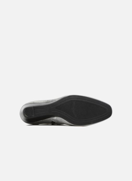Stiefeletten & Boots Vagabond Shoemakers Bibi 4415-183 silber ansicht von oben