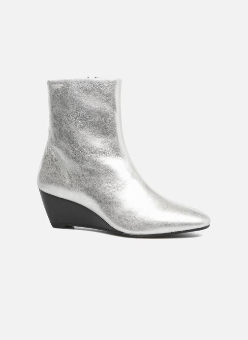 Stiefeletten & Boots Vagabond Shoemakers Bibi 4415-183 silber detaillierte ansicht/modell