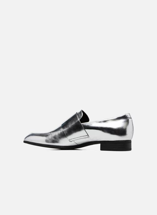 Mocasines Vagabond Shoemakers Frances 4406-083 Plateado vista de frente