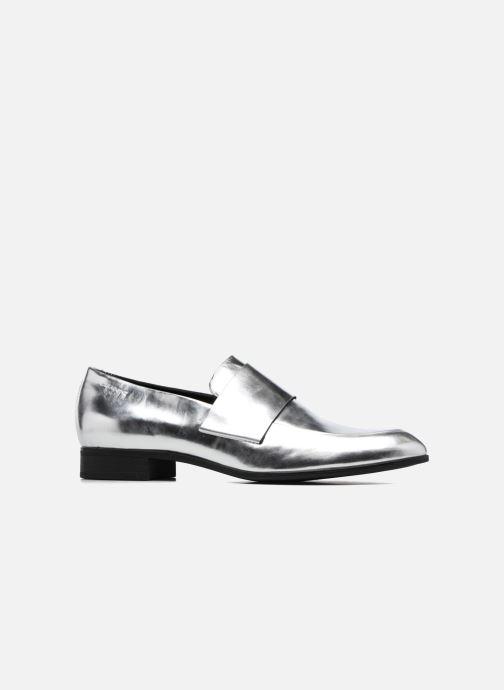 Mocasines Vagabond Shoemakers Frances 4406-083 Plateado vistra trasera