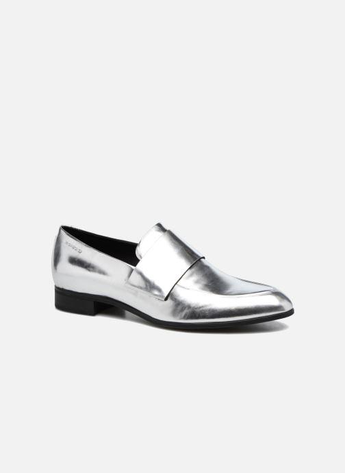 Mocasines Vagabond Shoemakers Frances 4406-083 Plateado vista de detalle / par