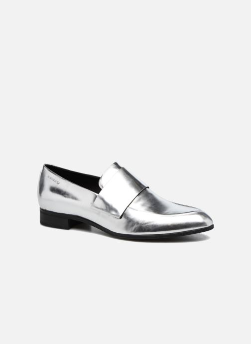 2ba068195d1 Loafers Vagabond Shoemakers Frances 4406-083 Silver detailed view  Pair view