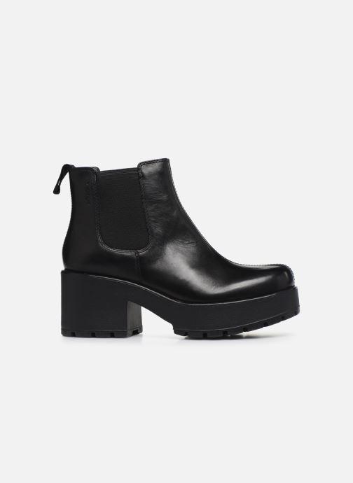 Boots en enkellaarsjes Vagabond Shoemakers Dioon 4247-201 Zwart achterkant