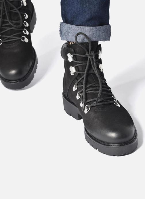 Botines  Vagabond Shoemakers Kenova 4457-050 Negro vista de abajo